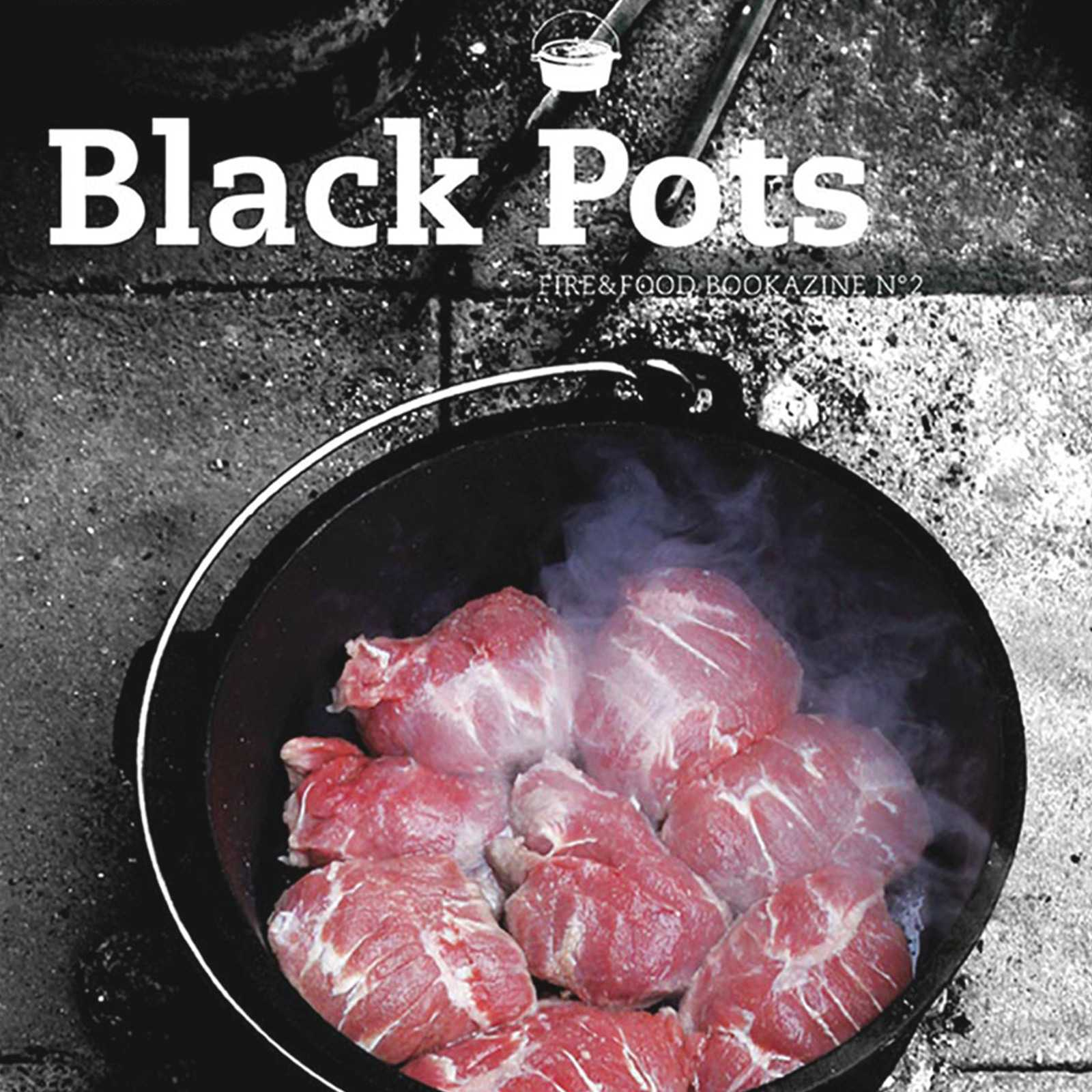 BLACK POTS BOOKAZINE NO.2