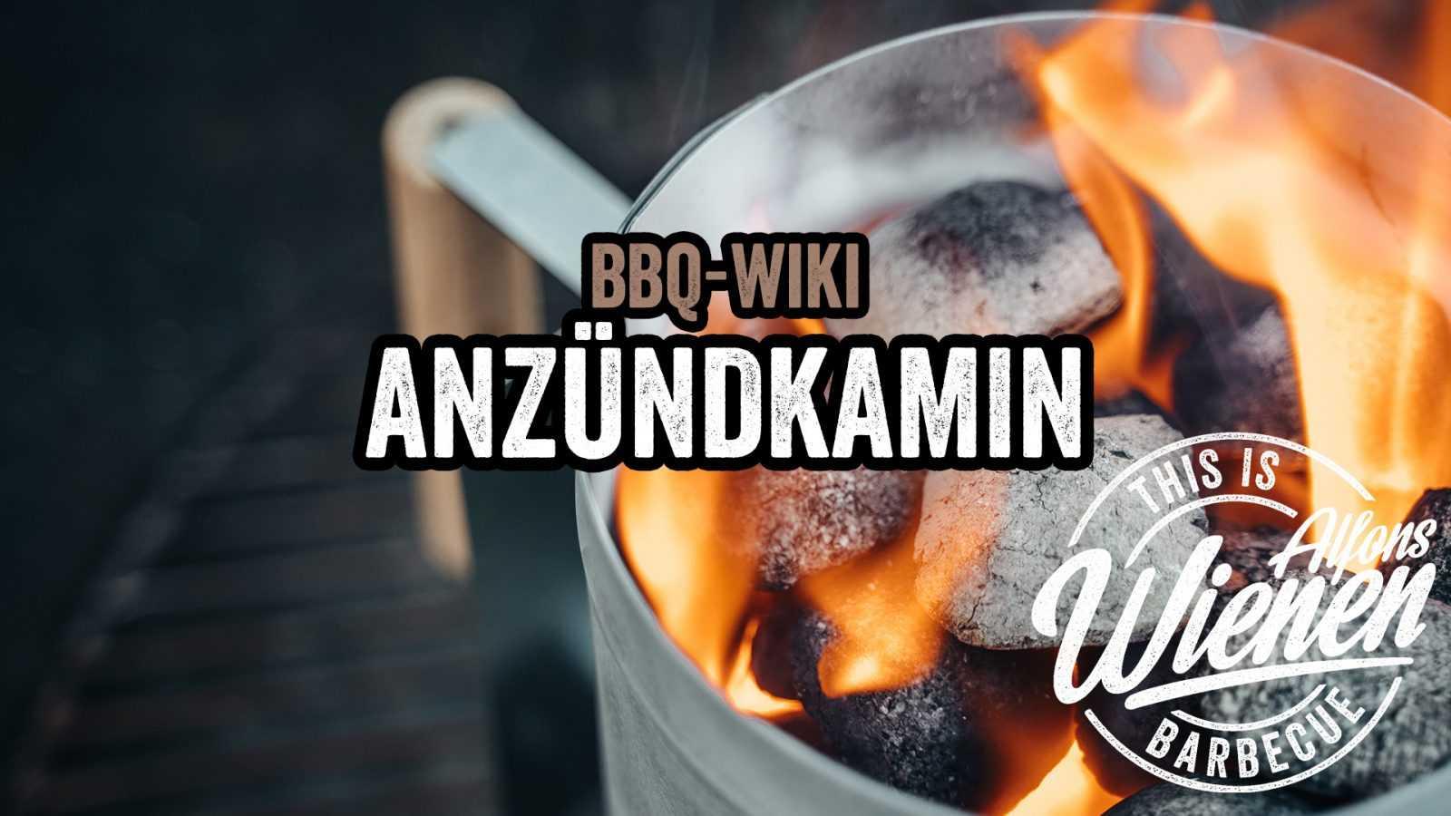 Anzündkamin - AZK