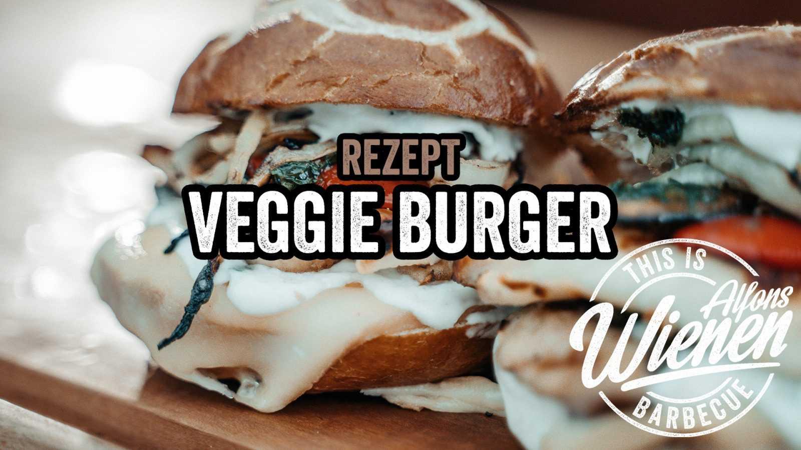 Veggie Burger - vegetarischer Burger