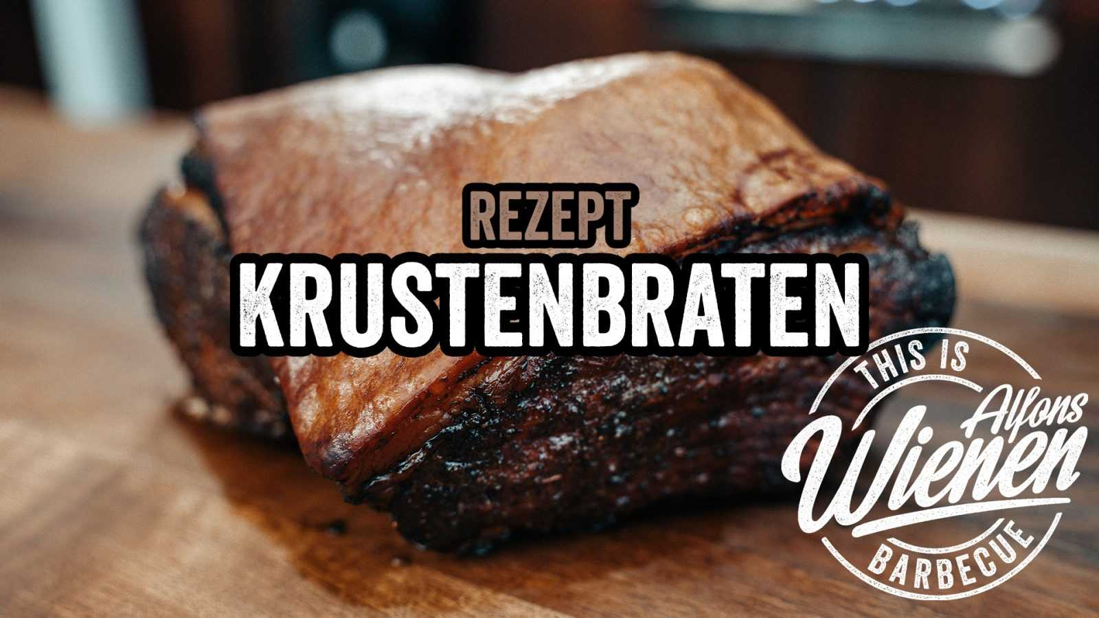 Krustenbraten mit perfekter Kruste - Perfect Pork Belly crust